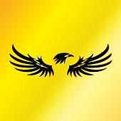 Golden Eagle Emblem