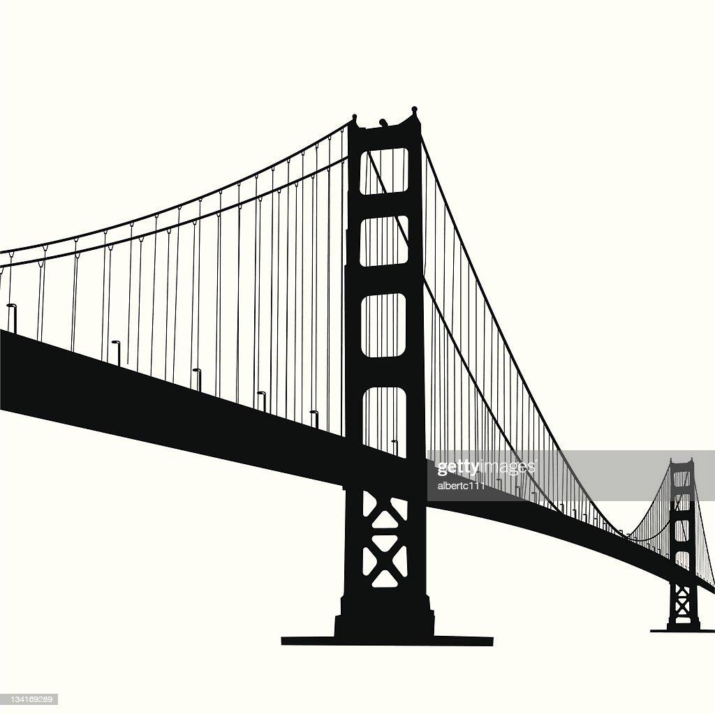 free download of golden gate bridge vector graphics and illustrations rh vector me golden gate bridge skyline vector golden gate bridge skyline vector