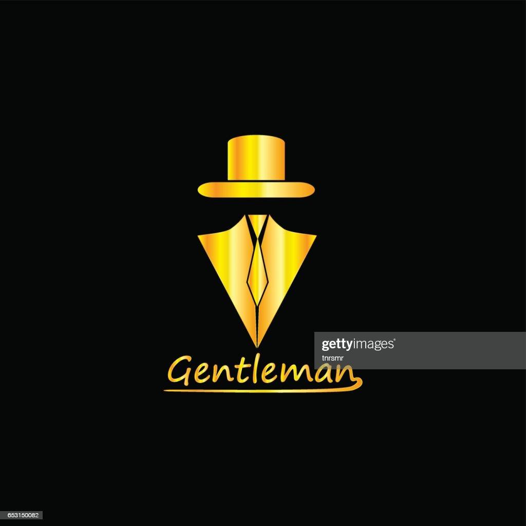 Golden Gentleman Logo