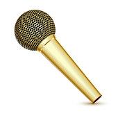 Golden Microphone