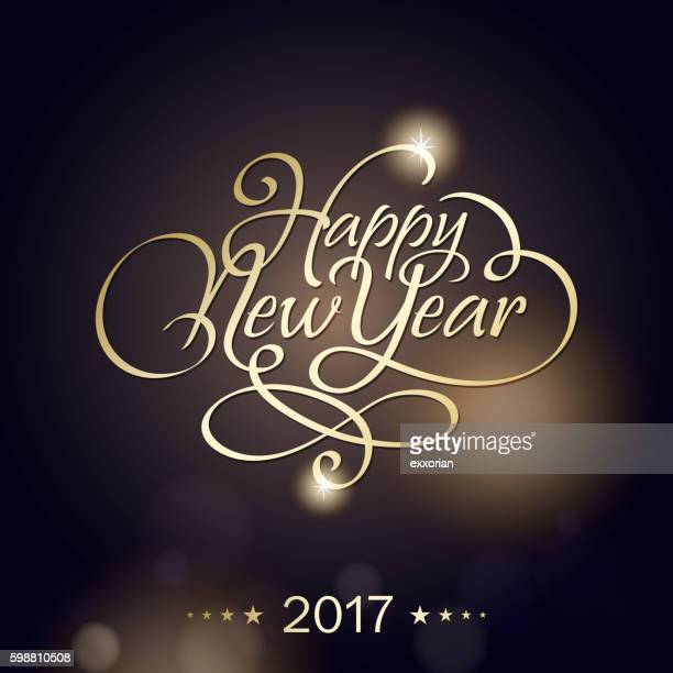 Golden New Year 2017