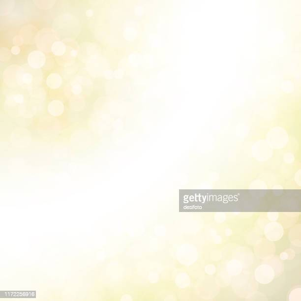 golden, pale green coloured  shining star square shape merry christmas, new year background stock vector illustration. - happy birthday banner stock illustrations