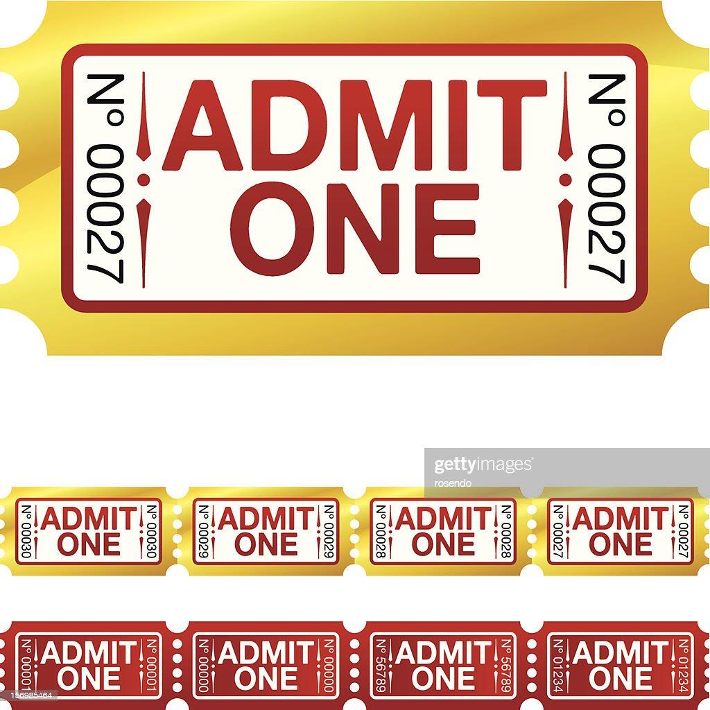 Golden ticket (1 credit)