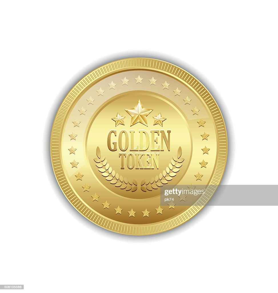 Golden token