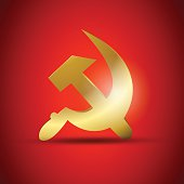 Golden USSR Symbol