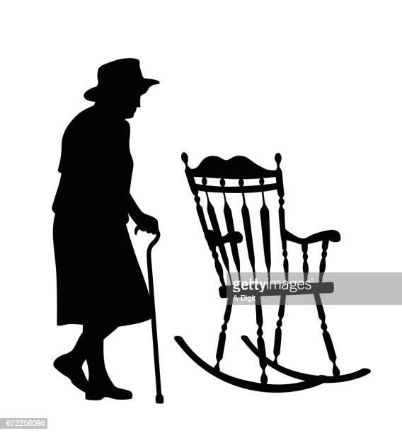 Golden Years Chair