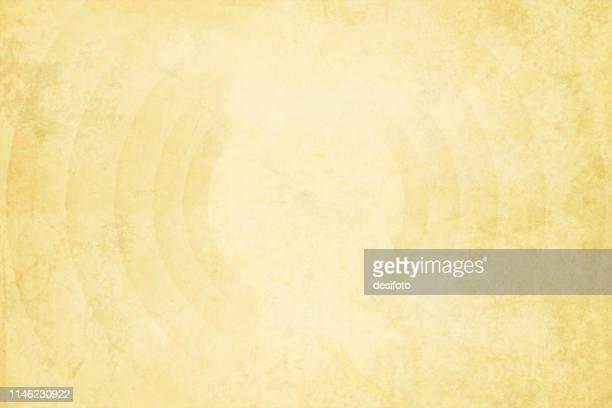 golden gelb geknackt effekt grunge wand-selbsttextur leere rückseite-horizontal - unordentlich stock-grafiken, -clipart, -cartoons und -symbole