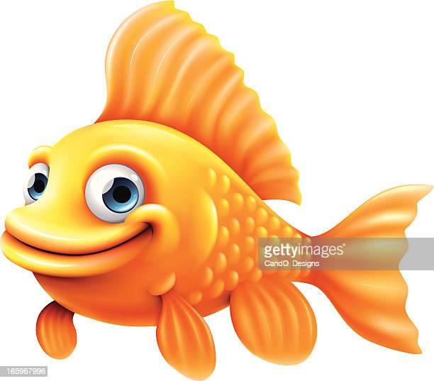Illustrations et dessins anim s de poisson rouge getty - Dessin de poisson rouge ...