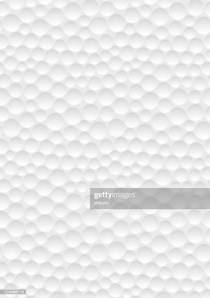 Golf ball texture : stock illustration