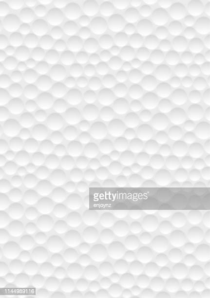 golf ball texture - golf ball stock illustrations