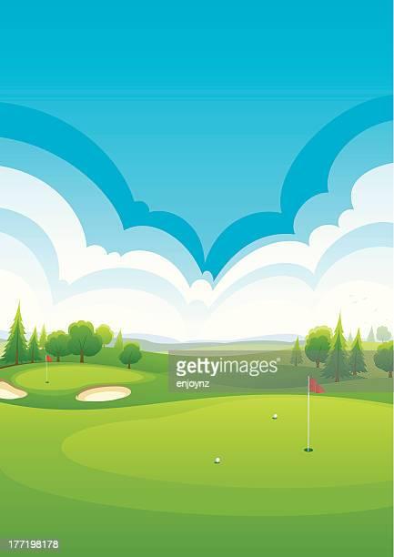 ゴルフコース設計