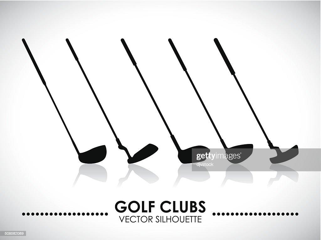 使用クラブの順にスコアを数える方法