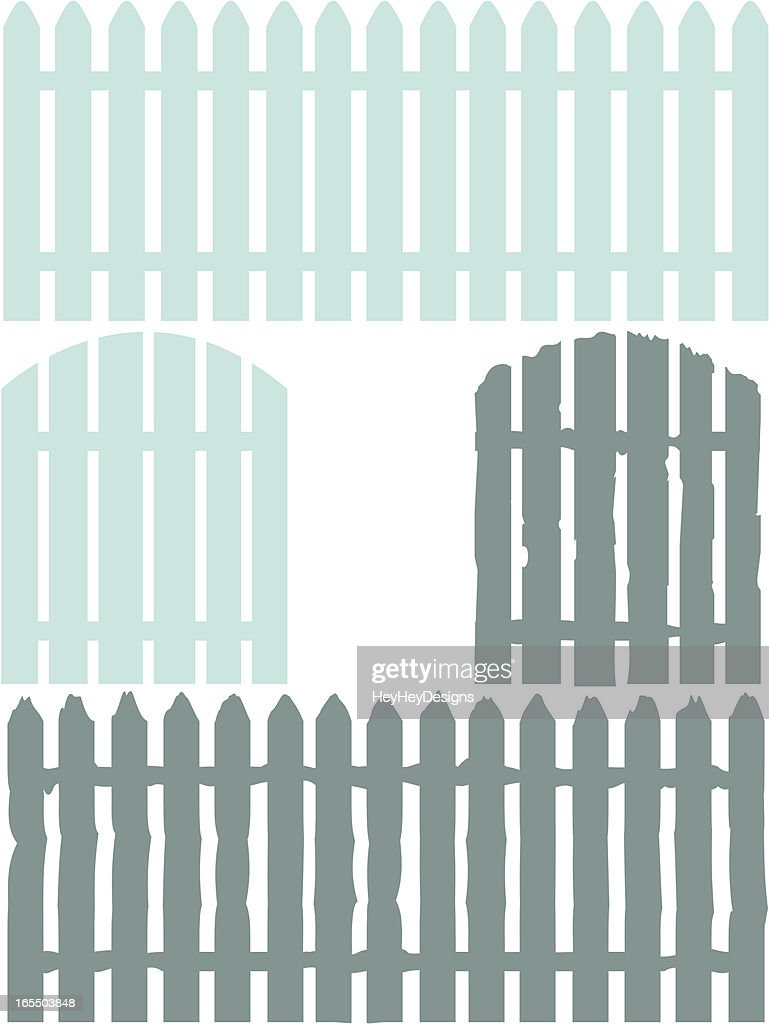 Good /Bad Fence