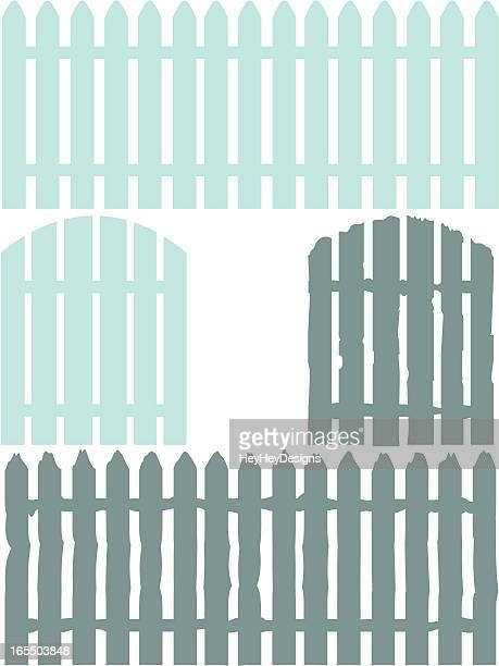 Good /Bad Fence
