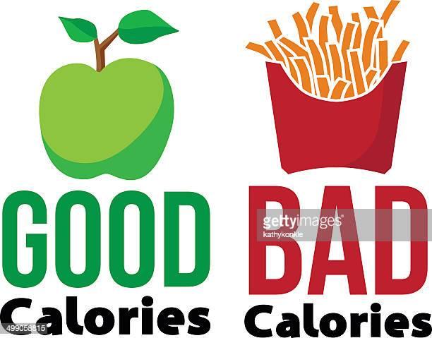 good calories vs bad