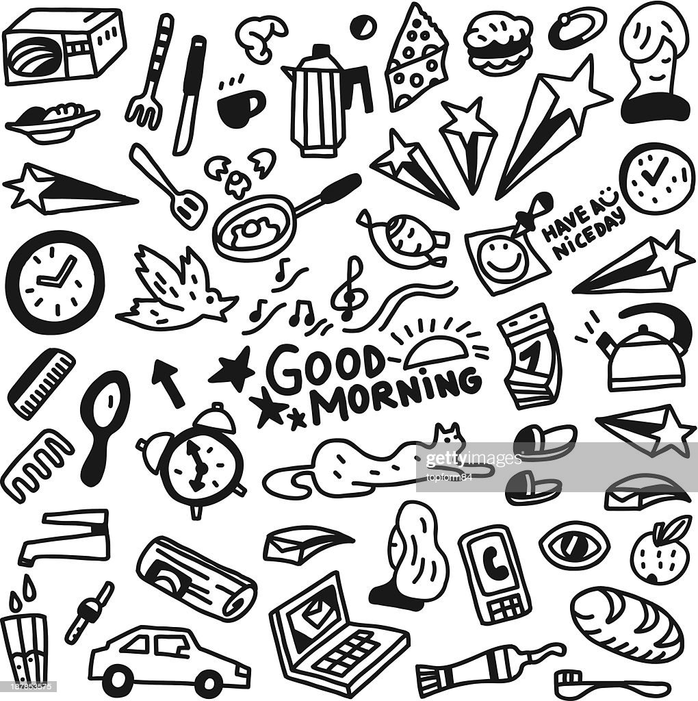 Good morning doodles