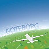 Goteborg Flight Destination