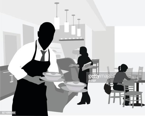 Gourmet Cafe Eats