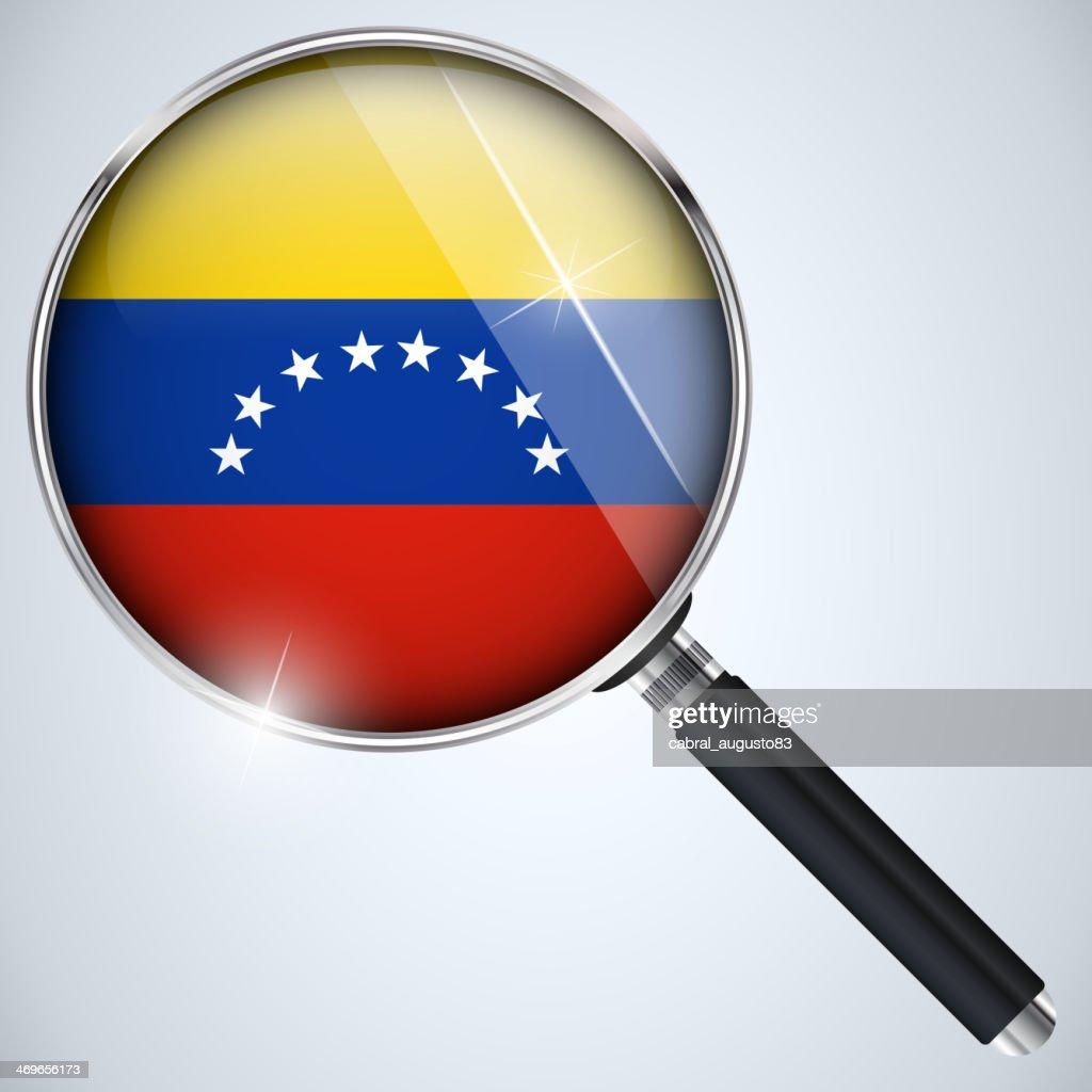 NSA USA Government Spy Program Country Venezuela