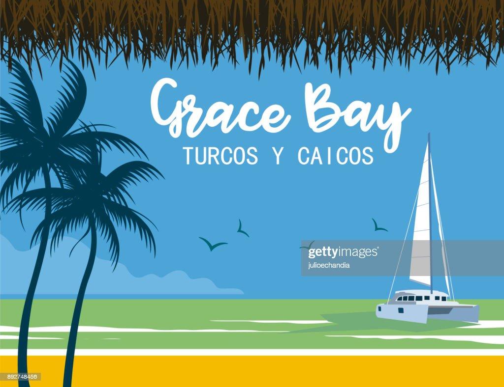 Grace Bay Turcos y Caicos