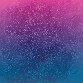 Gradient abstract background with lots of bubbles