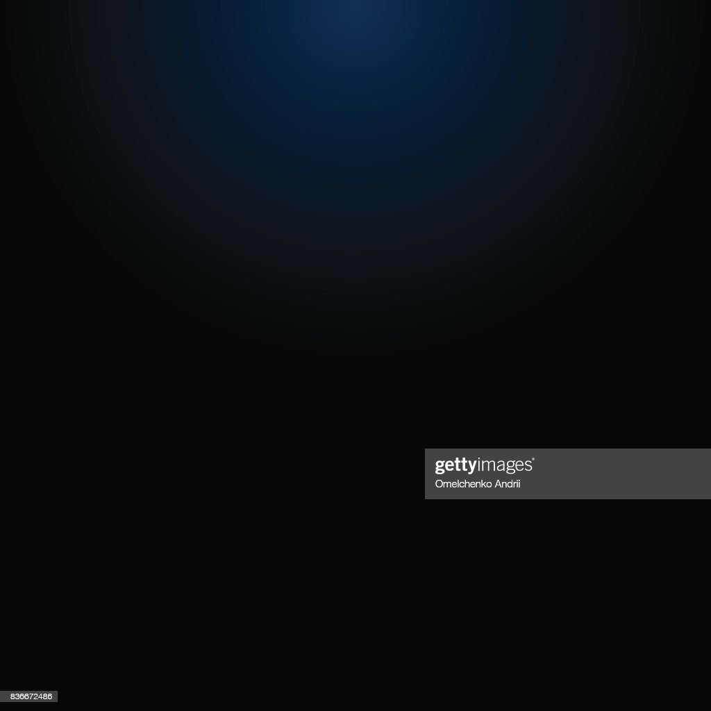 gradient blue dark background