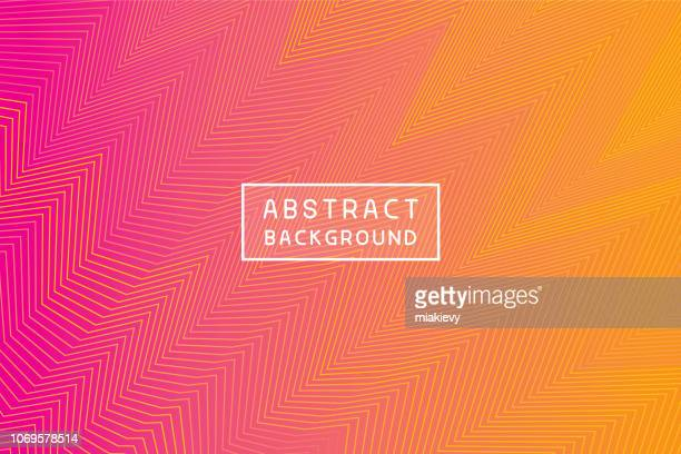 gradient lines abstract background - focus on background stock illustrations
