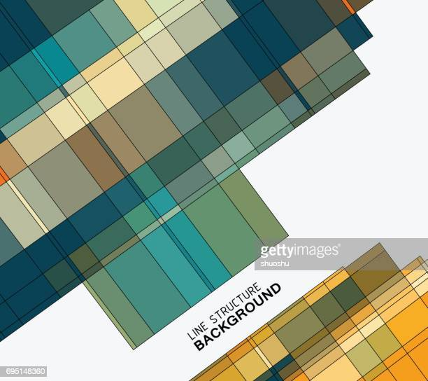 gradient rectangle pattern background