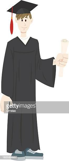 Graduate-male