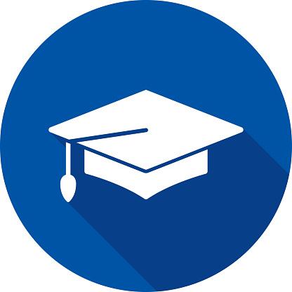 Graduation Cap Icon - gettyimageskorea