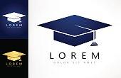 graduation cap symbol