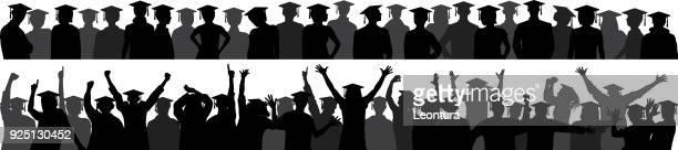 Graduation Crowd
