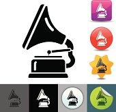 Gramophone icon | solicosi series