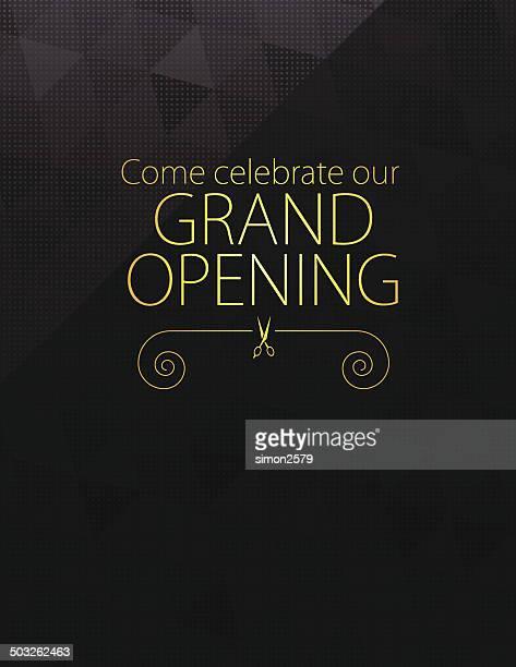 Grand Opening Invitation