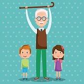 Grandparents day design