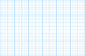 graph paper. seamless pattern. architect backgound. millimeter grid. vecto