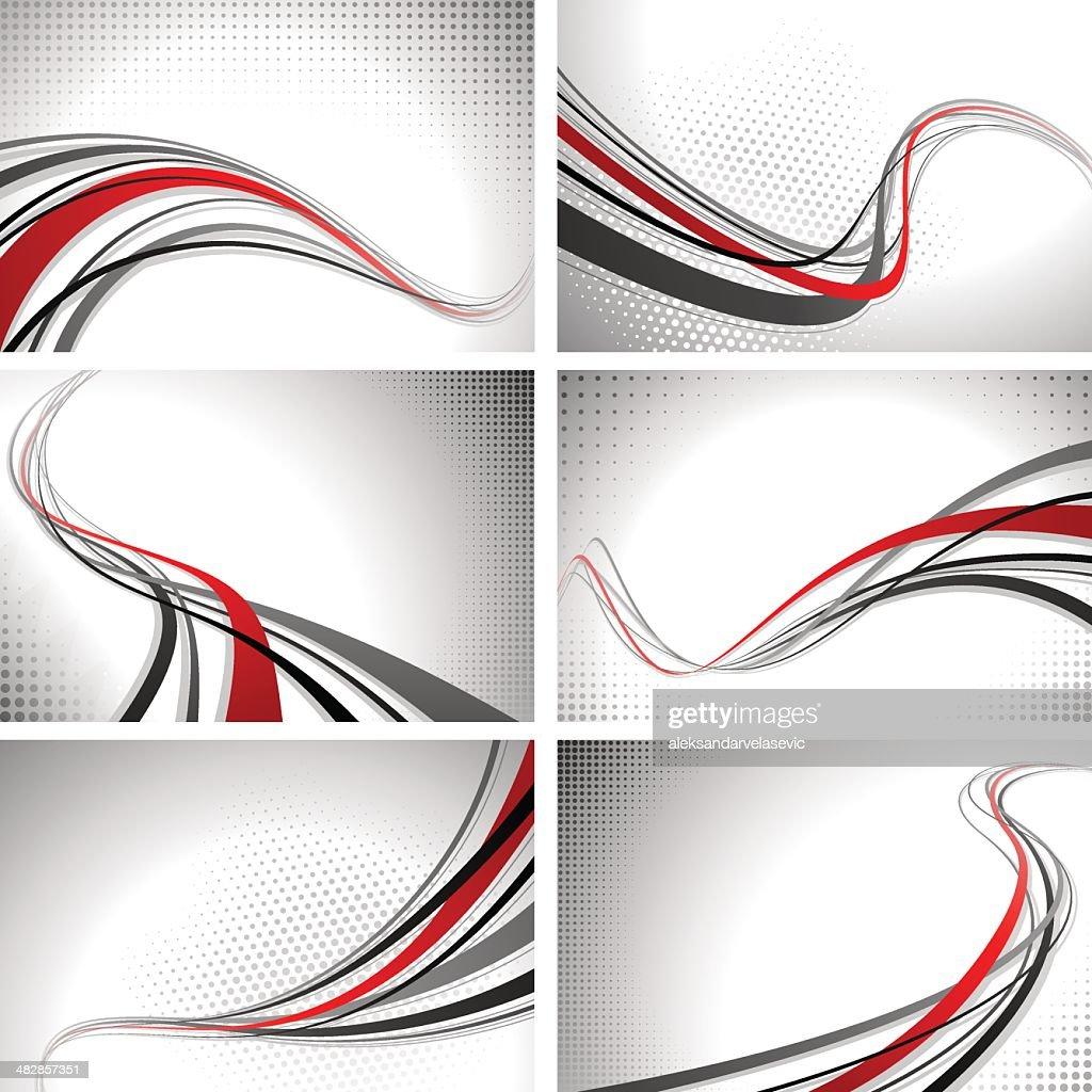 Grafik Hintergründe : Stock-Illustration