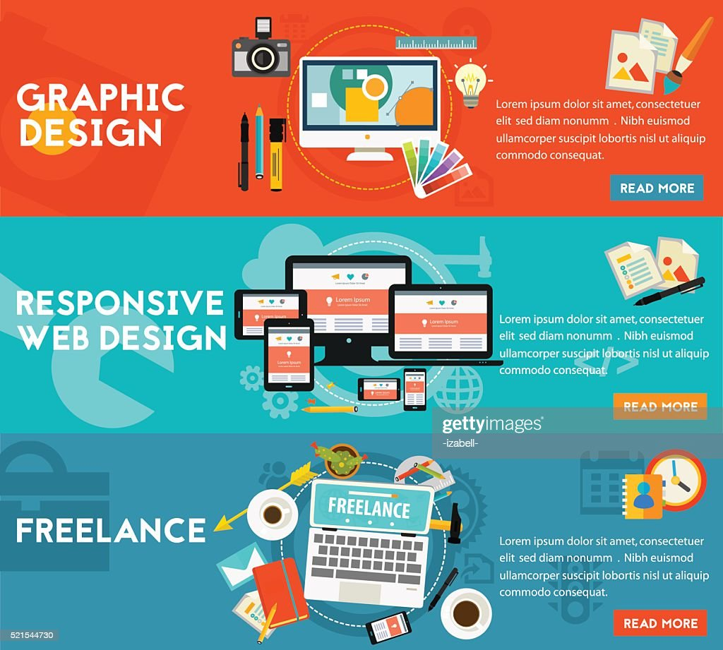 Graphic Design , Responsive Webdesign and Freeance Concept