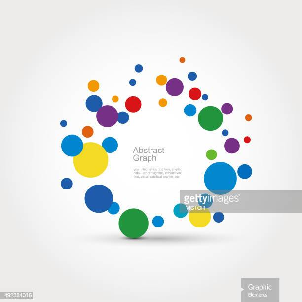 Graphic Elements - Abstract Graph
