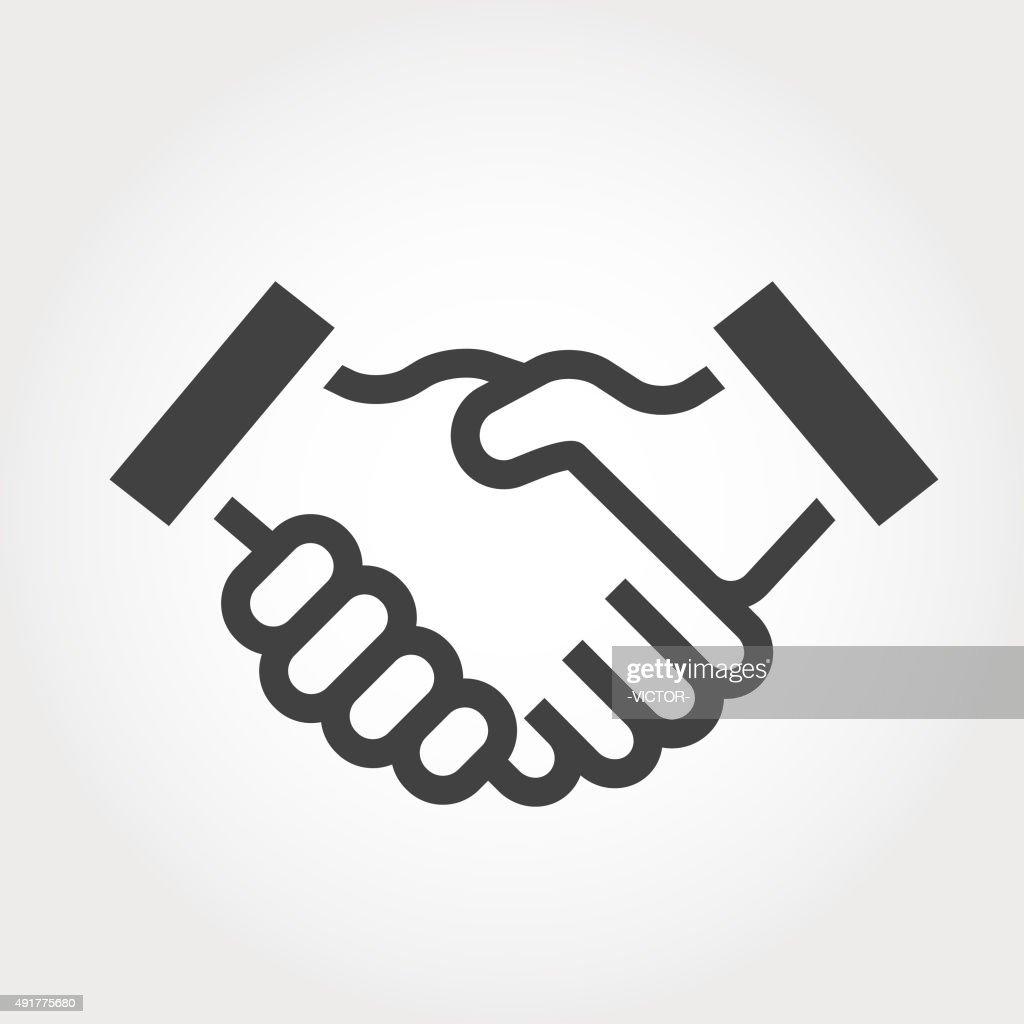 Graphic Elements - Handshake