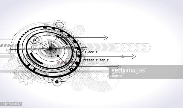 graphic interface - relocation stock illustrations