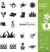 Grass and Garden