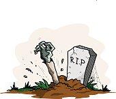 Grave Zombie