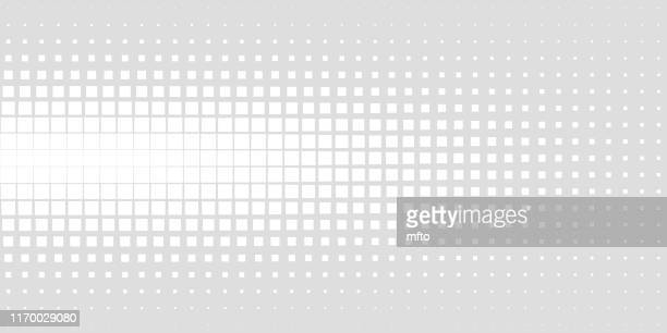gray half tone spotted background - grey colour stock illustrations