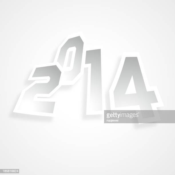 gray new year background vector art getty images