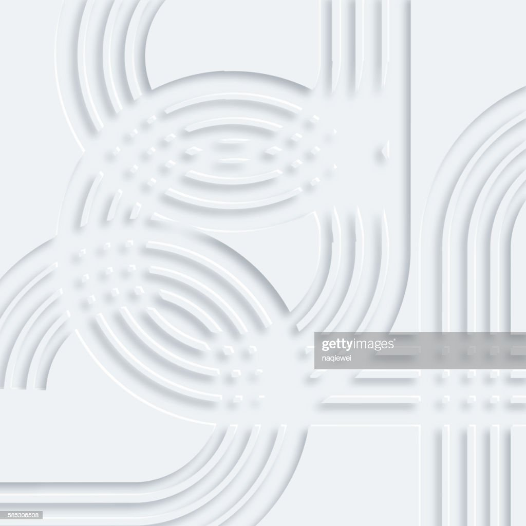 3D gray stripe pattern