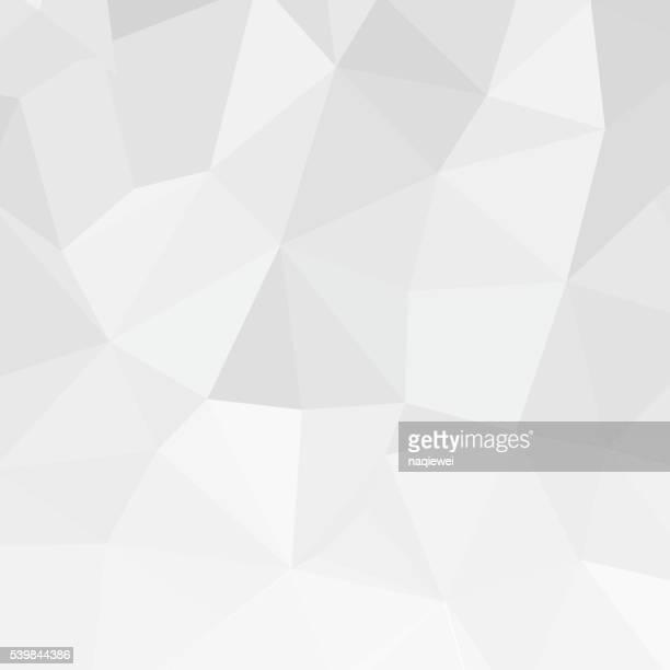 gray triangle pattern background