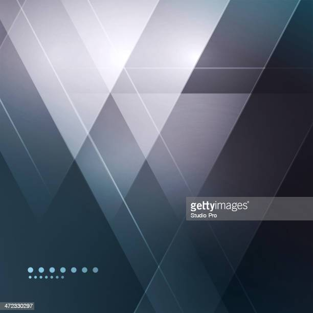 Gray & white abstract modern background