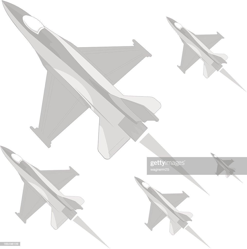 Grayscale F16