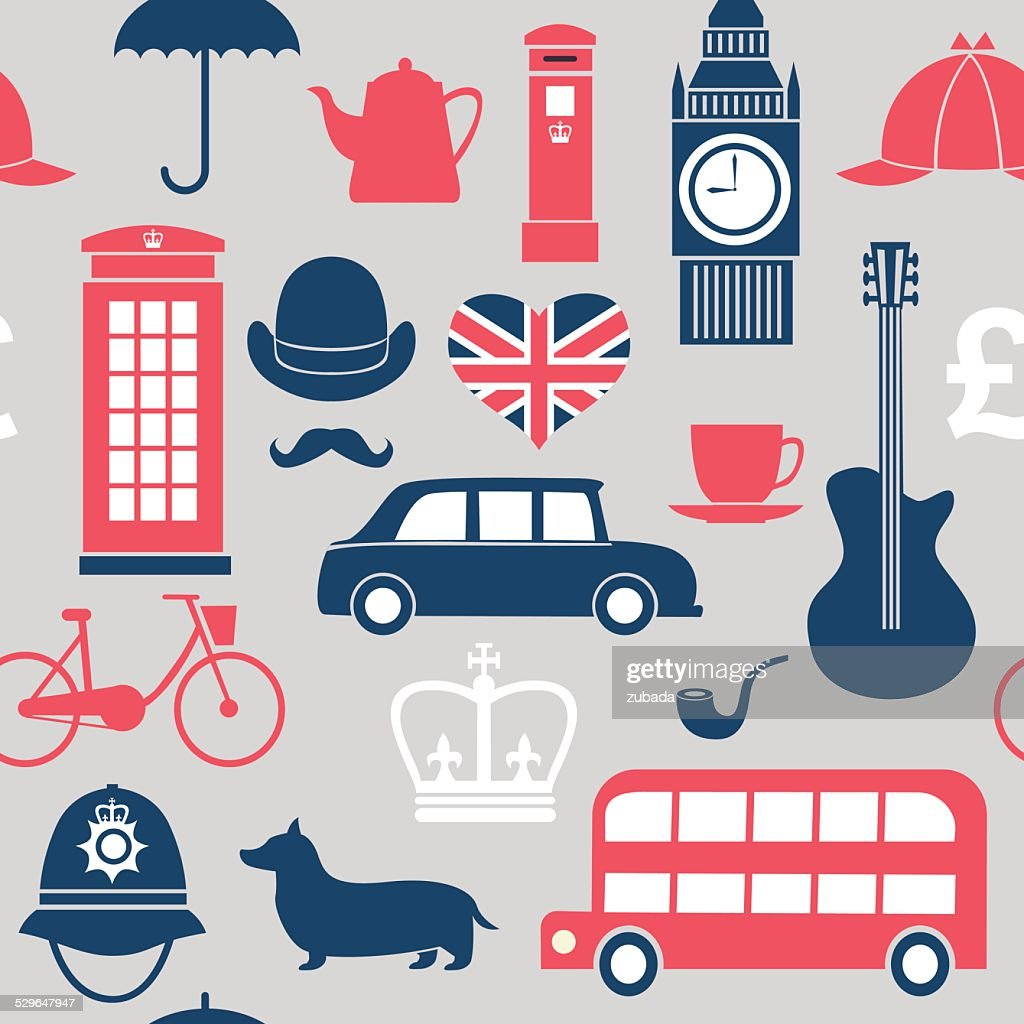 Great Britain symbols